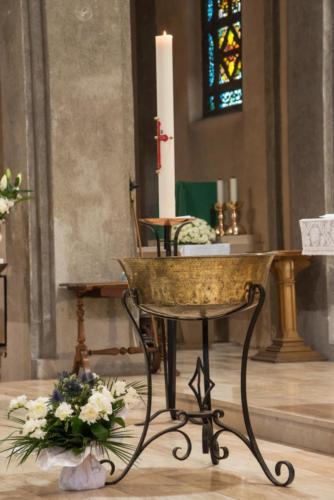 Baptême Auguste